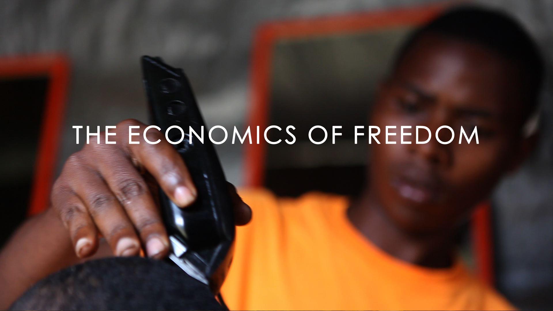 FTS DRC-Economics of Freedom AV