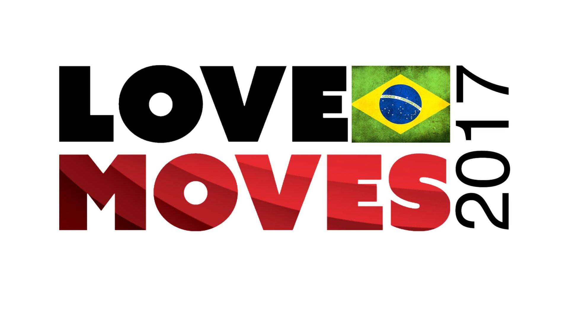 Love Moves Brazil brazil